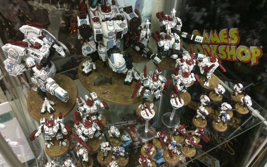 Tau Empire Army
