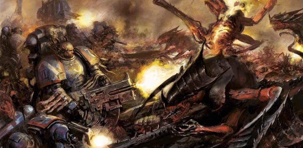 warhammer 40k 8th space marines pdf