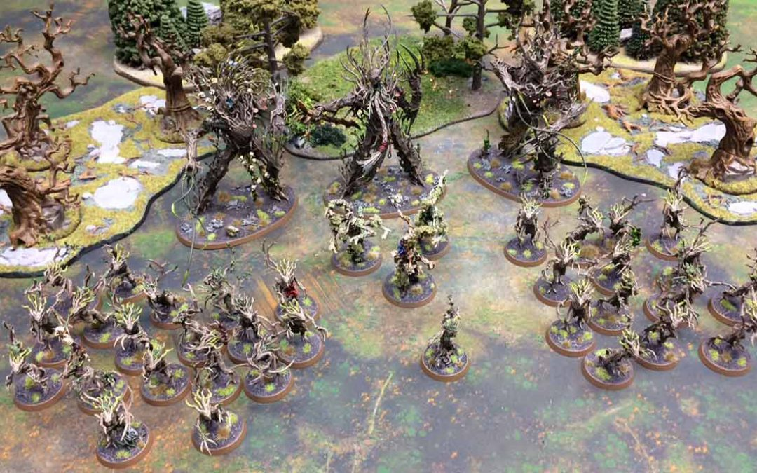 Sylvaneth Army