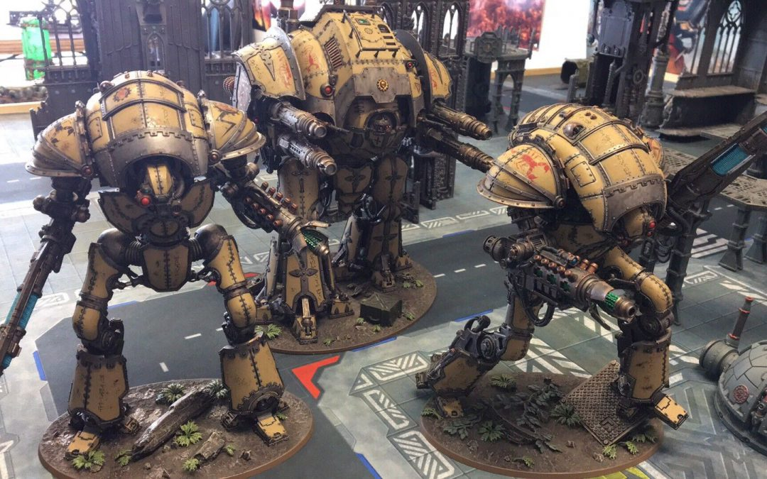 Imperial Knight Army