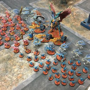 Fully Painted Army