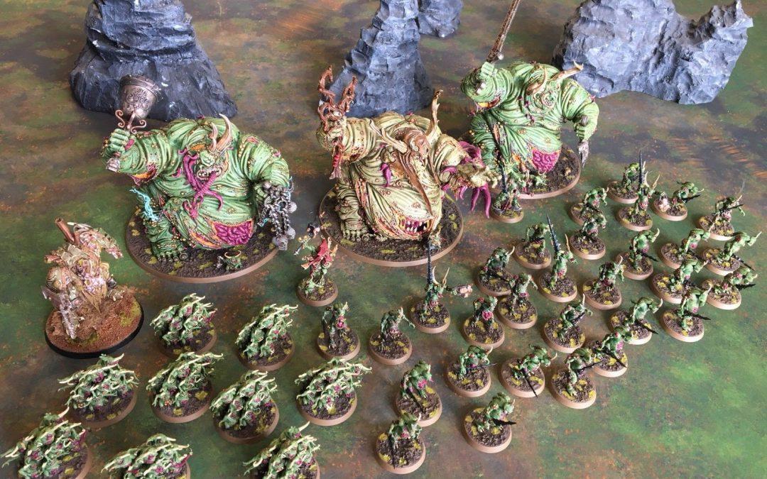 New Daemons of Nurgle