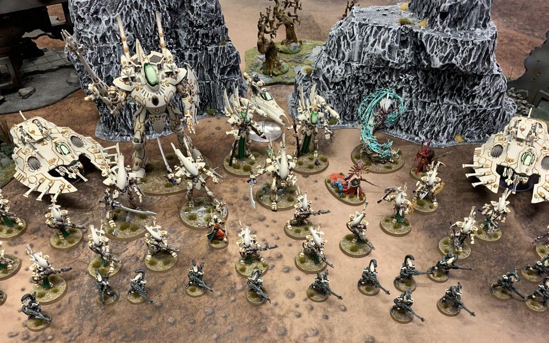 Ynnari Craftworld Army